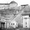 A Budai Népszínház a Lánchíd téren 1870