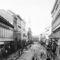 Kecskeméti utca a Kálvin tér felöl 1870
