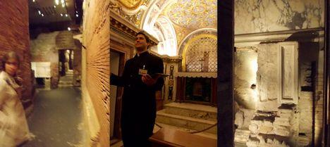 út Szent Péter sírjához
