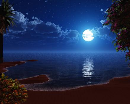 Éjszaka tengerpart-4682