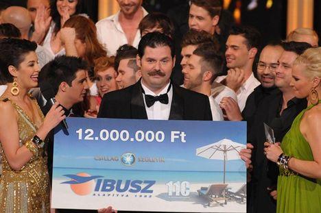 Mészáros János Elek a Csillag születik 2012 - es győztese