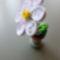 Quilling mini virág