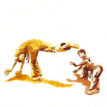 capoeira___meia_lua_de_compasso_by_alex_illustrateur