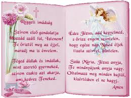 Imádkoz minden nap