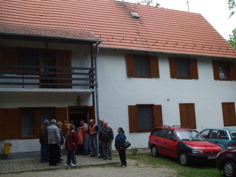 a ház, ahol laktunk