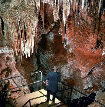 Barlangban