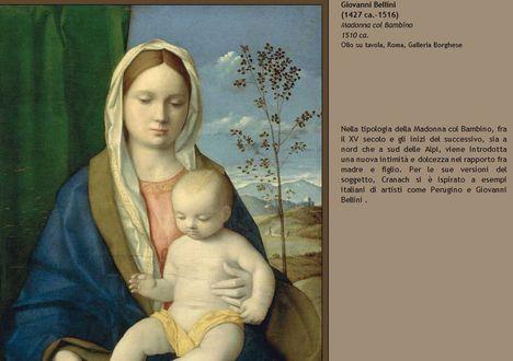 Confronta on Giovanni Bellini
