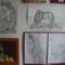 Kiszombor, kiállítás, képzőművészet,hang,zene,kép 3