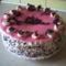 Erdei gyümölcsös mascarponés torta