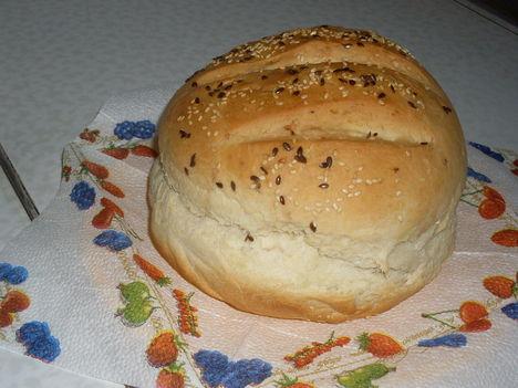 Magos, fokhagymás kenyér