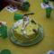 Máté szülinapi tortája