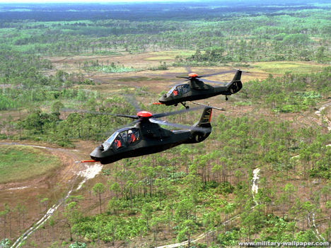 Boeing Sikorsky RAH 66 Comanche