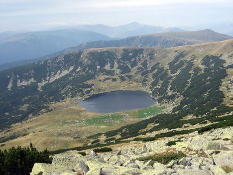 Lacul Zanoaga Mare-m-tii Reteza