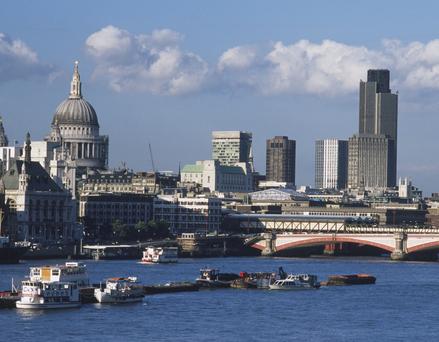 London az olimpia idején