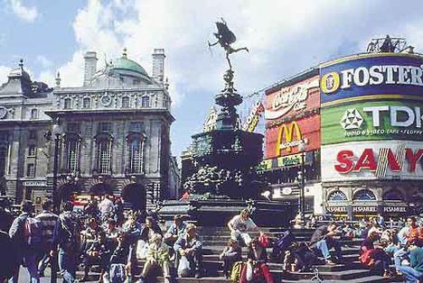 London az olimpia előtt