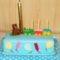 Lufi torta 8 szeletes