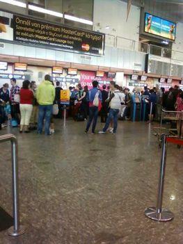 A 2-es A terminál az 1-es bezárását követő napokban 6