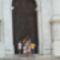 A bazilika főkapuja