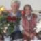 Anyósom 75,apósom 80.-ik szülinapja 2011.nov.1.