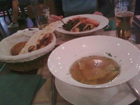Új Okay Italia étterem a Mammut 1 3. emeletén