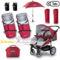 baby market X-Lander X-Twin ikerbabakocsi  5