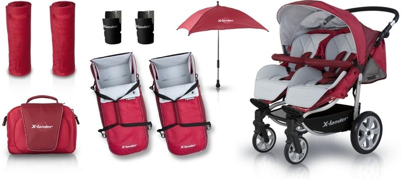 terhess g baby market x lander x twin ikerbabakocsi 8 k p. Black Bedroom Furniture Sets. Home Design Ideas