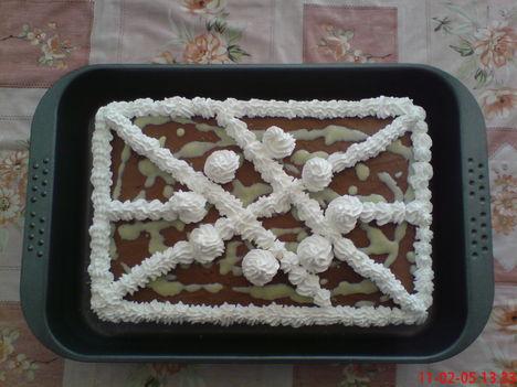 Csokoládé-torta