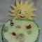 Napocskás torta