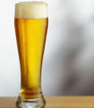 pohár sör