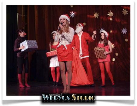 Weryus Karácsonyi Musical Gála 2011.12.18. 2