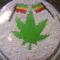 Canabis leveles torta(őszibarackos joghurt)