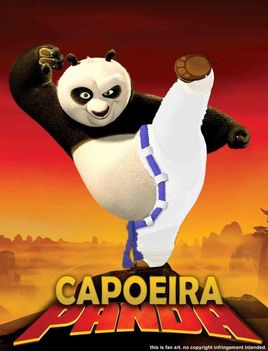Capoeira Panda