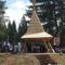 Kis Pogány havas Harangláb szentelés