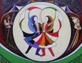 Magyarnóta előadók klubjának logója