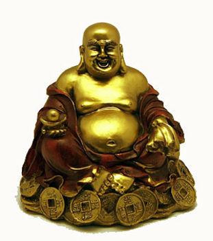 buddha érméken