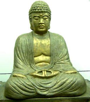 buddha meditál