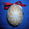 Horgolt tojás