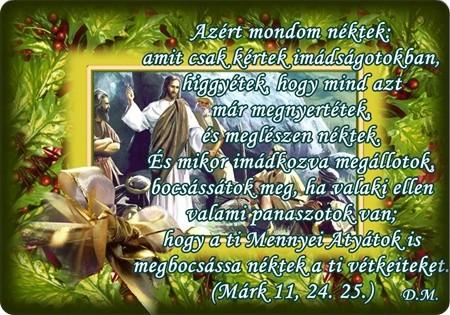 Imádkozzatok