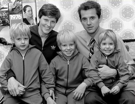 Smitt Pál jó férj, családapa és neves, hiteles sportember volt
