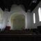 Árpádkori templom belső