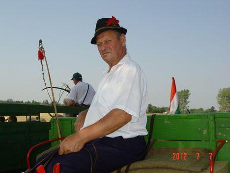 Élő Gyula, farádi kocsis