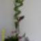 orchidea+bambusz csokor