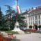 Széchenyi tér- Hűség zászló