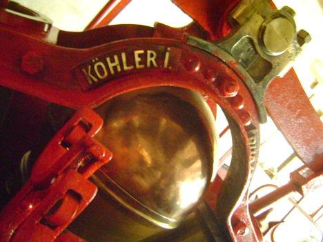 Köhler típusú tűzoltó szekér 15
