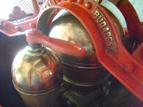 Köhler típusú tűzoltó szekér 18