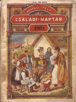 1931naptár