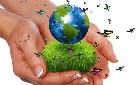 A Föld a mi kezünkben van