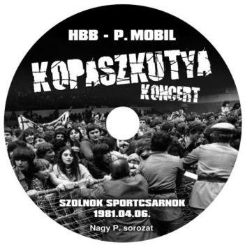 kopaszkutya CD