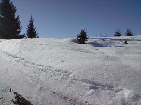 Még mindig tél!