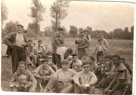 Cséplők régen kb.1959-60